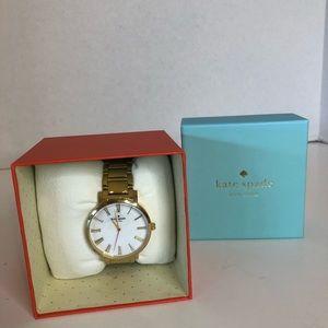 Kate Spade Gold Watch (Gramercy Grand)